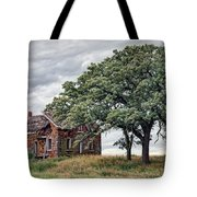 Nature Encroaches - 2 Tote Bag