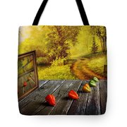 Nature Exhibition Tote Bag