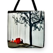 Nature Goes Tagging  Tote Bag