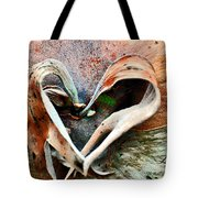 Nature Has A Heart  Tote Bag