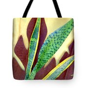 Nature Imitates Art Tote Bag