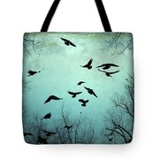 Nature In Motion Tote Bag