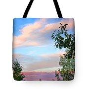 Nature Palette Tote Bag