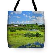 Nature Paradise Tote Bag