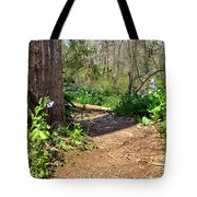 Nature Path Tote Bag