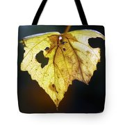 Nature Recycles Tote Bag