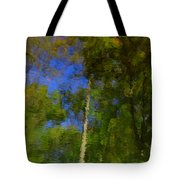Nature Reflecting Tote Bag