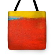 Nature Rouge Tote Bag