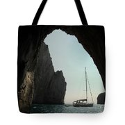 Rock Canopy Tote Bag