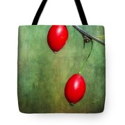 Nature's Baubles Tote Bag