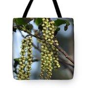 Nature's Beadwork Tote Bag