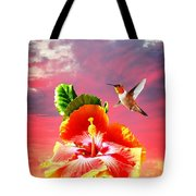 Nature's Beauties Tote Bag