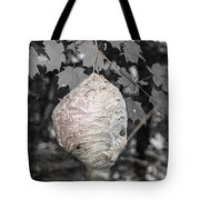 Natures Bee Hive Tote Bag