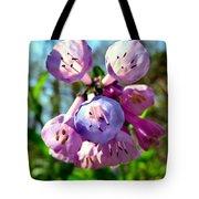 Natures Bells Tote Bag