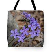 Nature's Bouquet Tote Bag