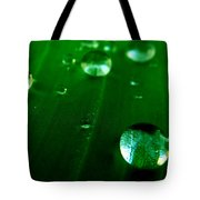 Nature's Bowling Tote Bag