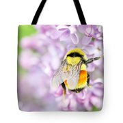 Natures Buzzing Beauty Tote Bag