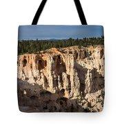 Natures Caves Tote Bag
