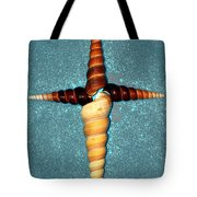 Natures Cross Tote Bag