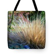 Nature's Desert Abstract Tote Bag