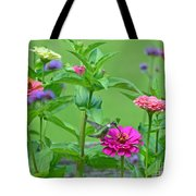 Nature's Dinner Table Tote Bag