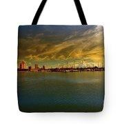 Natures Dramatic Skies  Tote Bag