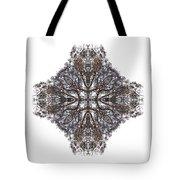 Nature's Filigree Tote Bag