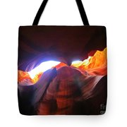 Natures Flare For Art Tote Bag