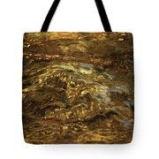 Natures Fresh Water Fountain Tote Bag