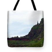 Nature's Geometry II- Giant's Causeway Tote Bag