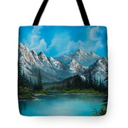 Nature's Grandeur Tote Bag by C Steele