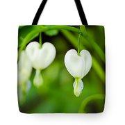 Nature's Hearts Tote Bag
