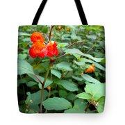 Nature's Jewel Tote Bag