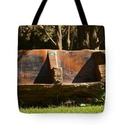 Natures Lounge Tote Bag