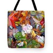 Nature's Paintbrush Tote Bag