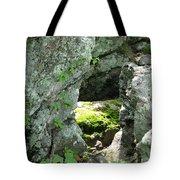 Natures Peephole Tote Bag