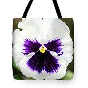 Nature's Purple Angel Tote Bag