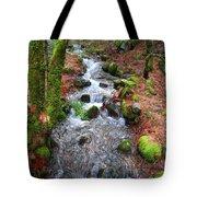 Nature's Rush Tote Bag