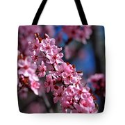 Nature's Stained Glass Tote Bag