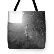 Nature's Sweet Caress Tote Bag