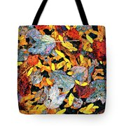 Nature's Tapestry Tote Bag