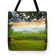 Nature's Theater Tote Bag