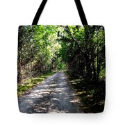Nature's Trail Tote Bag