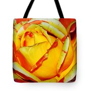 Nature's Vivid Colors Tote Bag
