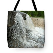 Natures Water Fountain Tote Bag