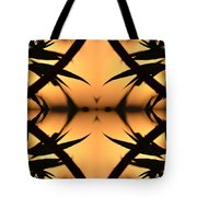 Nature's Window Of Opportunity Tote Bag