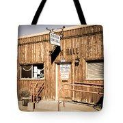 Naturita Town Hall - Vintage Tote Bag