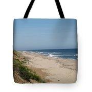 Nauset Beach Orleans Ma Tote Bag