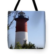 Nauset Light - Cape Cod -  Ma Tote Bag