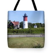 Nauset Light - Chatham Tote Bag